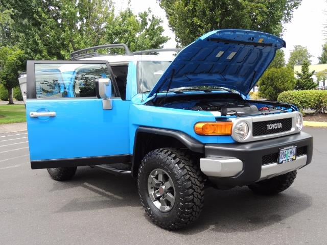 2007 Toyota FJ Cruiser 4dr SUV / 4X4 / REAR DIFF LOCKS / LIFTED LIFTED - Photo 53 - Portland, OR 97217