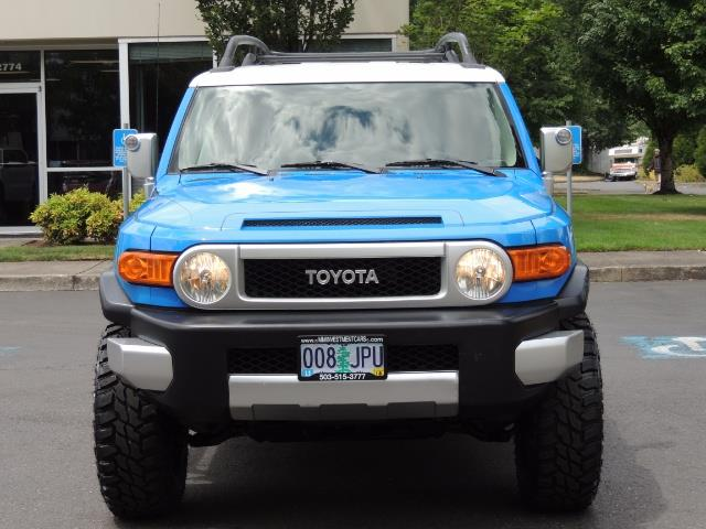 2007 Toyota FJ Cruiser 4dr SUV / 4X4 / REAR DIFF LOCKS / LIFTED LIFTED - Photo 41 - Portland, OR 97217