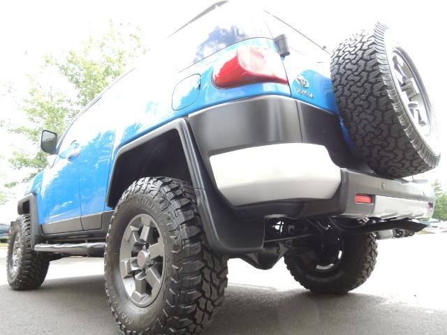 2007 Toyota FJ Cruiser 4dr SUV / 4X4 / REAR DIFF LOCKS / LIFTED LIFTED - Photo 11 - Portland, OR 97217