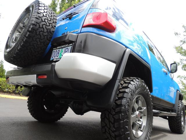 2007 Toyota FJ Cruiser 4dr SUV / 4X4 / REAR DIFF LOCKS / LIFTED LIFTED - Photo 12 - Portland, OR 97217