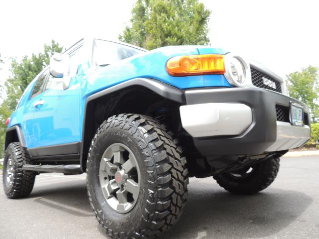 2007 Toyota FJ Cruiser 4dr SUV / 4X4 / REAR DIFF LOCKS / LIFTED LIFTED - Photo 10 - Portland, OR 97217