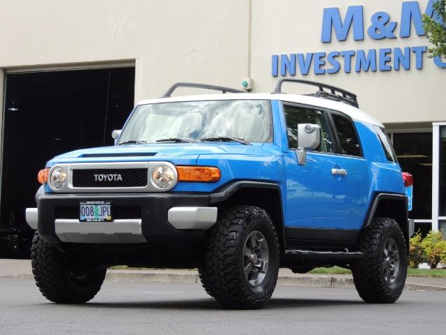 2007 Toyota FJ Cruiser 4dr SUV / 4X4 / REAR DIFF LOCKS / LIFTED LIFTED - Photo 33 - Portland, OR 97217