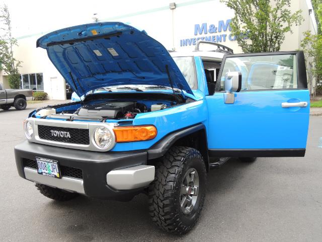 2007 Toyota FJ Cruiser 4dr SUV / 4X4 / REAR DIFF LOCKS / LIFTED LIFTED - Photo 25 - Portland, OR 97217