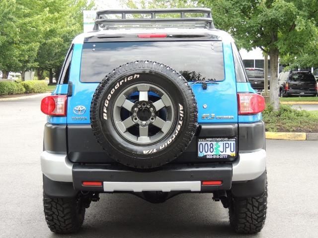 2007 Toyota FJ Cruiser 4dr SUV / 4X4 / REAR DIFF LOCKS / LIFTED LIFTED - Photo 6 - Portland, OR 97217