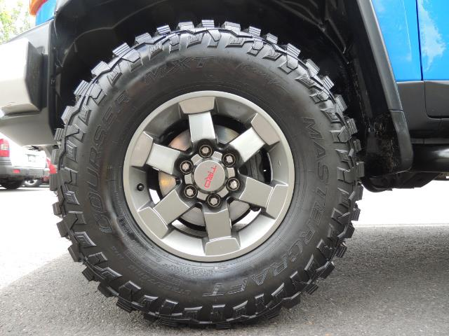2007 Toyota FJ Cruiser 4dr SUV / 4X4 / REAR DIFF LOCKS / LIFTED LIFTED - Photo 23 - Portland, OR 97217