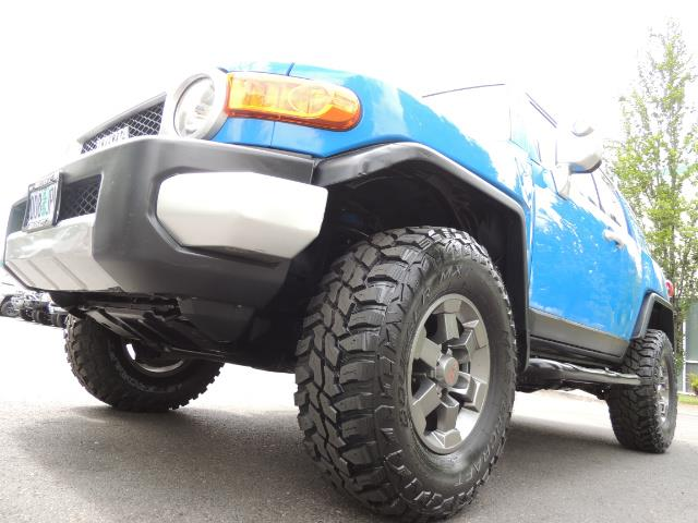 2007 Toyota FJ Cruiser 4dr SUV / 4X4 / REAR DIFF LOCKS / LIFTED LIFTED - Photo 9 - Portland, OR 97217