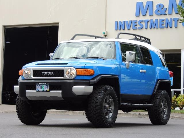 2007 Toyota FJ Cruiser 4dr SUV / 4X4 / REAR DIFF LOCKS / LIFTED LIFTED - Photo 37 - Portland, OR 97217