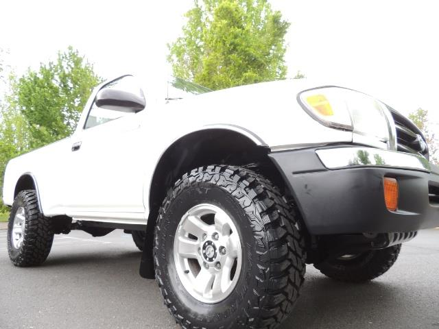 "2000 Toyota Tacoma 2dr 4WD 5Spd Manual / New 31 "" Mud Tires - Photo 23 - Portland, OR 97217"