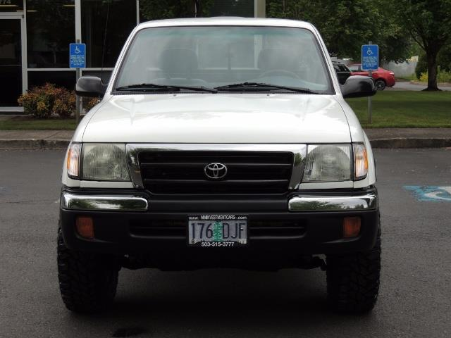 "2000 Toyota Tacoma 2dr 4WD 5Spd Manual / New 31 "" Mud Tires - Photo 5 - Portland, OR 97217"