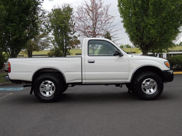 """2000 Toyota Tacoma 2dr 4WD 5Spd Manual / New 31 """" Mud Tires - Photo 3 - Portland, OR 97217"""