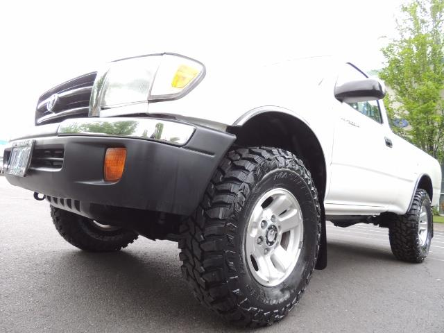 "2000 Toyota Tacoma 2dr 4WD 5Spd Manual / New 31 "" Mud Tires - Photo 24 - Portland, OR 97217"