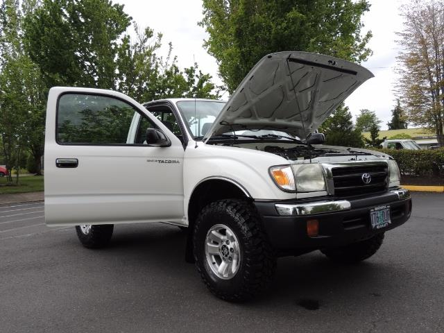 "2000 Toyota Tacoma 2dr 4WD 5Spd Manual / New 31 "" Mud Tires - Photo 28 - Portland, OR 97217"