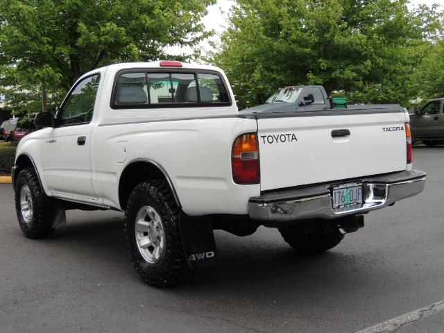 "2000 Toyota Tacoma 2dr 4WD 5Spd Manual / New 31 "" Mud Tires - Photo 6 - Portland, OR 97217"
