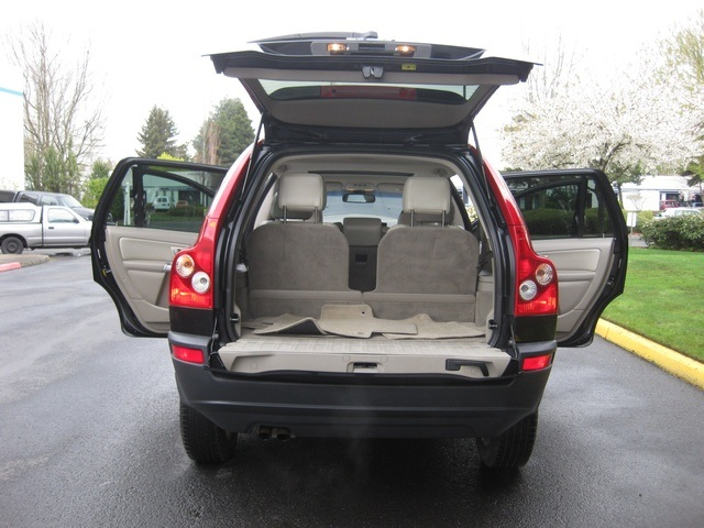 2003 volvo xc90 interior. 2003 volvo xc90 t6awd 3rd seat turbo photo 11 portland xc90 interior