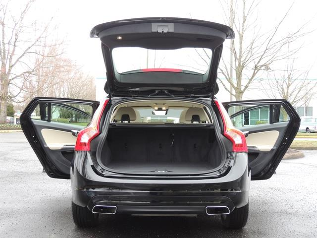 2017 Volvo V60 T5 Premier / Wagon / Navigation / Backup Camera - Photo 28 - Portland, OR 97217