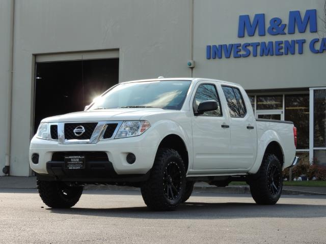 2016 Nissan Frontier SV / 4X4 / Crew Cab / 6Cyl / LIFTED LIFTED - Photo 43 - Portland, OR 97217