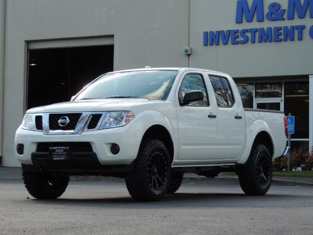 2016 Nissan Frontier SV / 4X4 / Crew Cab / 6Cyl / LIFTED LIFTED - Photo 46 - Portland, OR 97217