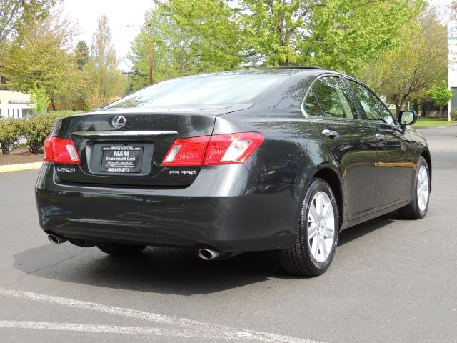 2009 Lexus ES 350 / Luxury Sedan / Navigation / 1-OWNER/ 50K MLS - Photo 8 - Portland, OR 97217