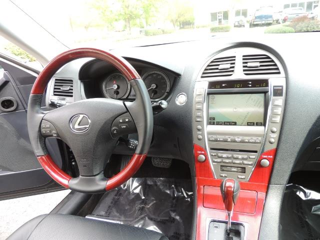 2009 Lexus ES 350 / Luxury Sedan / Navigation / 1-OWNER/ 50K MLS - Photo 19 - Portland, OR 97217