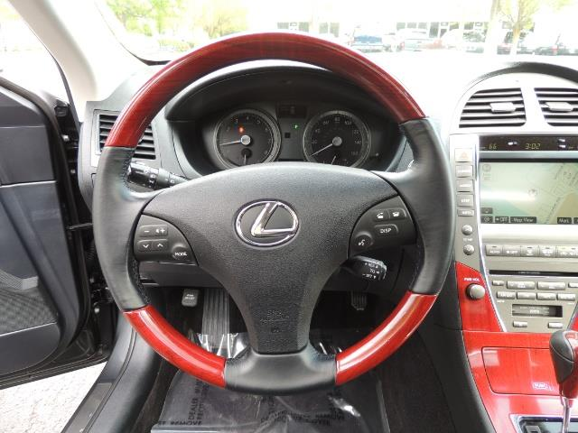 2009 Lexus ES 350 / Luxury Sedan / Navigation / 1-OWNER/ 50K MLS - Photo 40 - Portland, OR 97217
