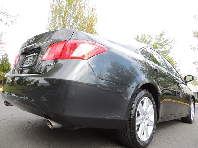 2009 Lexus ES 350 / Luxury Sedan / Navigation / 1-OWNER/ 50K MLS - Photo 12 - Portland, OR 97217