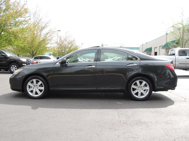 2009 Lexus ES 350 / Luxury Sedan / Navigation / 1-OWNER/ 50K MLS - Photo 3 - Portland, OR 97217