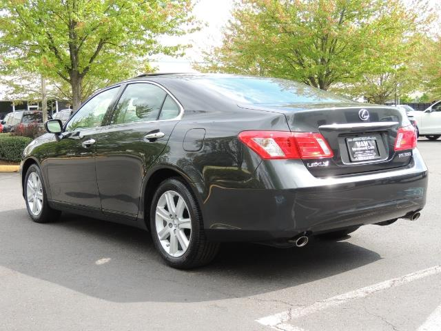 2009 Lexus ES 350 / Luxury Sedan / Navigation / 1-OWNER/ 50K MLS - Photo 7 - Portland, OR 97217