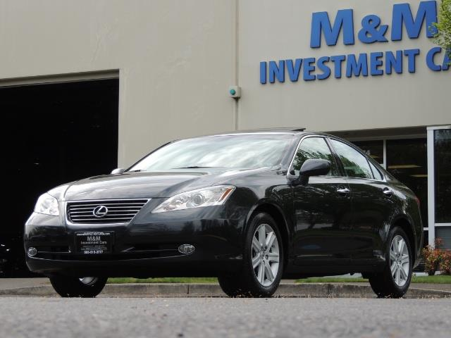 2009 Lexus ES 350 / Luxury Sedan / Navigation / 1-OWNER/ 50K MLS - Photo 51 - Portland, OR 97217