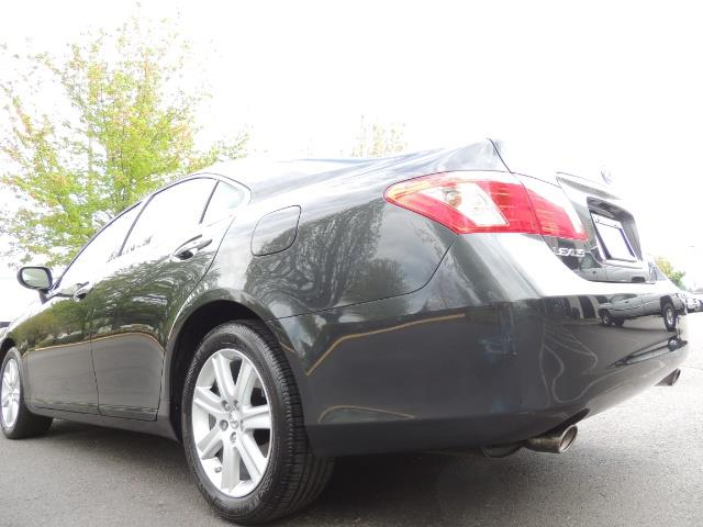 2009 Lexus ES 350 / Luxury Sedan / Navigation / 1-OWNER/ 50K MLS - Photo 11 - Portland, OR 97217