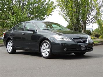 2009 Lexus ES 350 / Luxury Sedan / Navigation / 1-OWNER/ 50K MLS Sedan