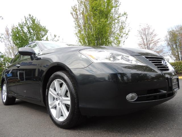 2009 Lexus ES 350 / Luxury Sedan / Navigation / 1-OWNER/ 50K MLS - Photo 10 - Portland, OR 97217