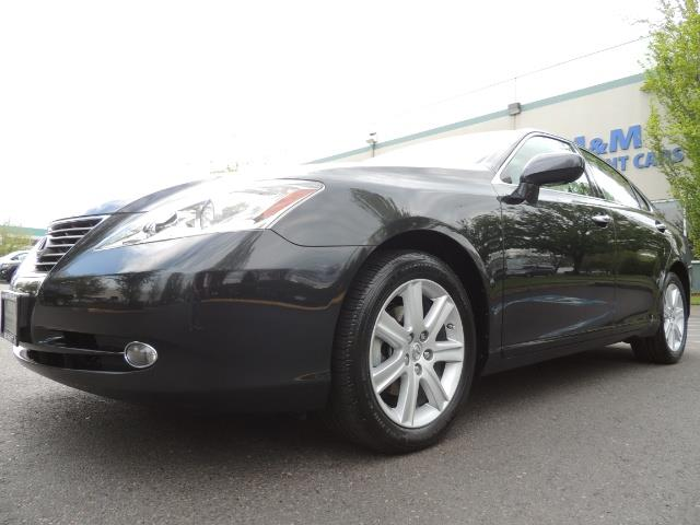 2009 Lexus ES 350 / Luxury Sedan / Navigation / 1-OWNER/ 50K MLS - Photo 9 - Portland, OR 97217