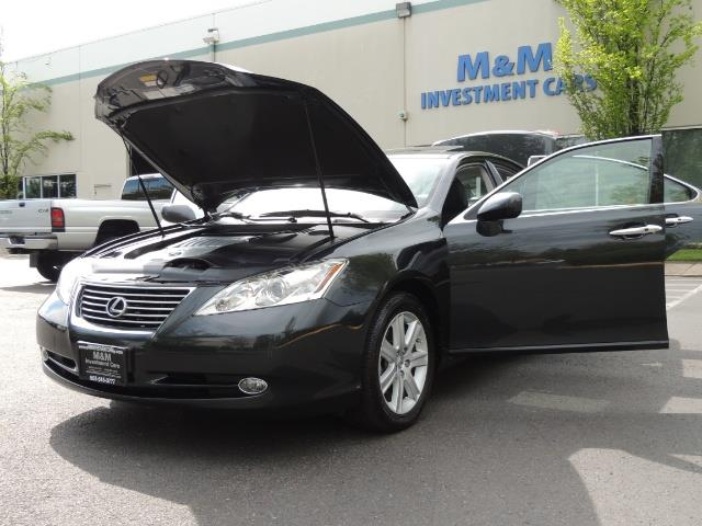 2009 Lexus ES 350 / Luxury Sedan / Navigation / 1-OWNER/ 50K MLS - Photo 25 - Portland, OR 97217