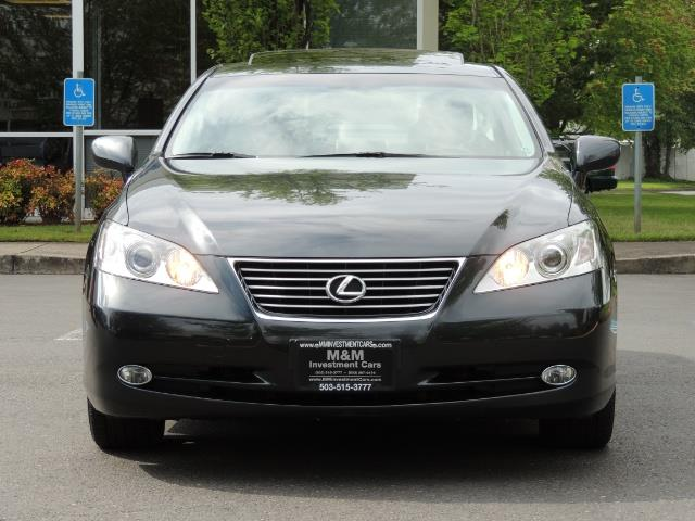 2009 Lexus ES 350 / Luxury Sedan / Navigation / 1-OWNER/ 50K MLS - Photo 5 - Portland, OR 97217