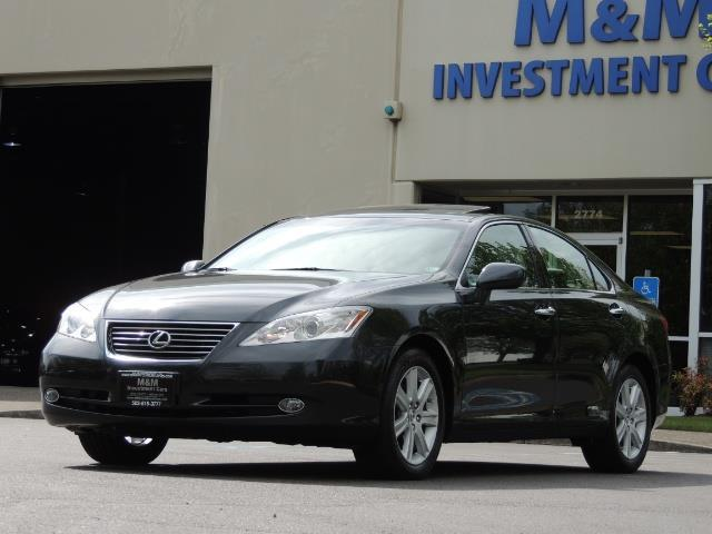 2009 Lexus ES 350 / Luxury Sedan / Navigation / 1-OWNER/ 50K MLS - Photo 34 - Portland, OR 97217