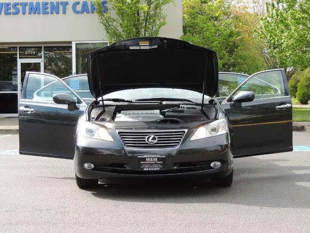 2009 Lexus ES 350 / Luxury Sedan / Navigation / 1-OWNER/ 50K MLS - Photo 32 - Portland, OR 97217