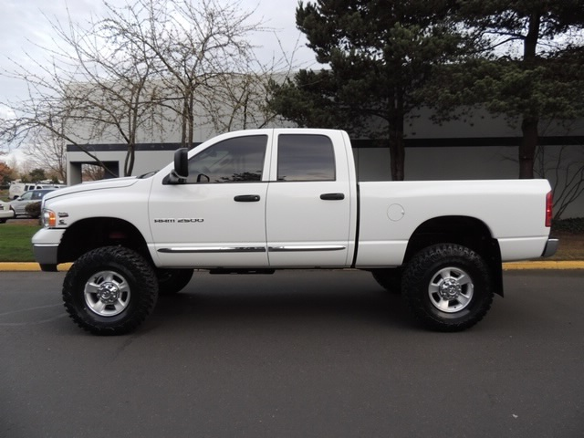2005 Dodge Ram 2500 Laramie 4wd 5 9l H O Cummins Diesel 6 Spd Lifted Truck Bd7df1c513b08a408d0ed90fe6db22e7 on question 99662