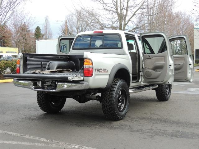2003 Toyota Tacoma V6 4dr Double Cab / TRD OFF RD / LIFTED LIFTED - Photo 28 - Portland, OR 97217
