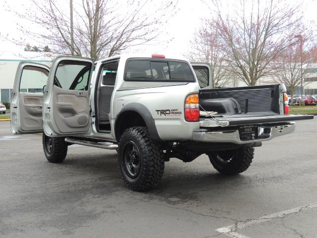 2003 Toyota Tacoma V6 4dr Double Cab / TRD OFF RD / LIFTED LIFTED - Photo 25 - Portland, OR 97217