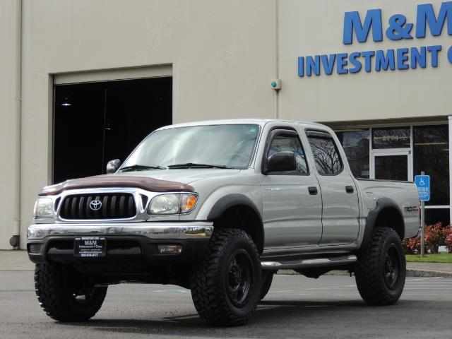 2003 Toyota Tacoma V6 4dr Double Cab / TRD OFF RD / LIFTED LIFTED - Photo 38 - Portland, OR 97217