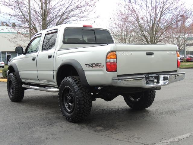 2003 Toyota Tacoma V6 4dr Double Cab / TRD OFF RD / LIFTED LIFTED - Photo 7 - Portland, OR 97217