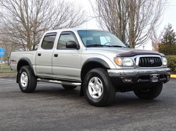 2003 Toyota Tacoma V6 4dr Double Cab / TRD OFF RD / Rear Diff Locks Truck
