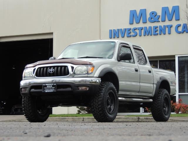 2003 Toyota Tacoma V6 4dr Double Cab / TRD OFF RD / LIFTED LIFTED - Photo 33 - Portland, OR 97217