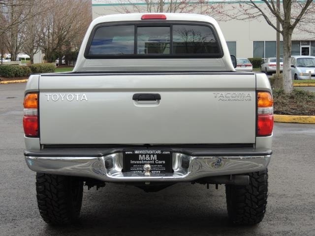 2003 Toyota Tacoma V6 4dr Double Cab / TRD OFF RD / LIFTED LIFTED - Photo 6 - Portland, OR 97217