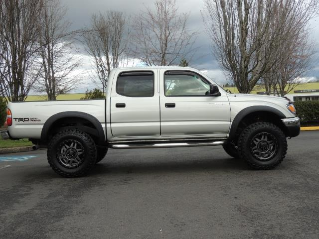 2003 Toyota Tacoma V6 4dr Double Cab / TRD OFF RD / LIFTED LIFTED - Photo 4 - Portland, OR 97217