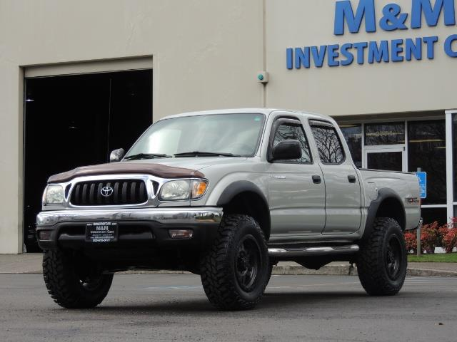 2003 Toyota Tacoma V6 4dr Double Cab / TRD OFF RD / LIFTED LIFTED - Photo 41 - Portland, OR 97217