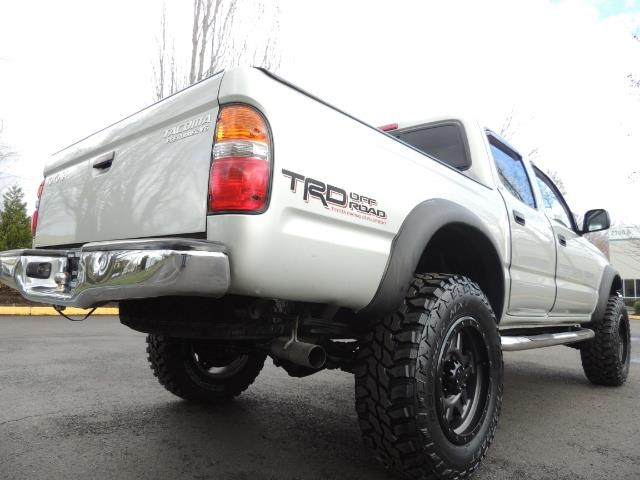 2003 Toyota Tacoma V6 4dr Double Cab / TRD OFF RD / LIFTED LIFTED - Photo 12 - Portland, OR 97217
