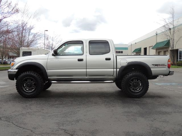 2003 Toyota Tacoma V6 4dr Double Cab / TRD OFF RD / LIFTED LIFTED - Photo 3 - Portland, OR 97217