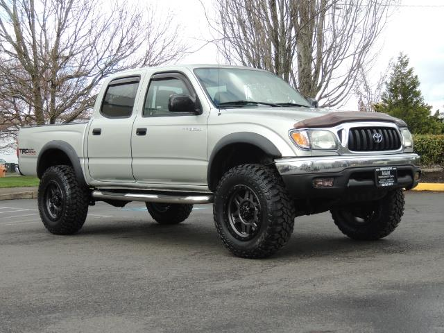 2003 Toyota Tacoma V6 4dr Double Cab / TRD OFF RD / LIFTED LIFTED - Photo 2 - Portland, OR 97217