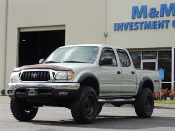 2003 Toyota Tacoma V6 4dr Double Cab / TRD OFF RD / LIFTED LIFTED Truck